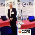 """R&M Exhibit at the """"SME Innovations for Nuclear"""" Event."""