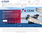Marine and Industrial Website