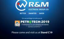 R&M at Petrotech India 2019